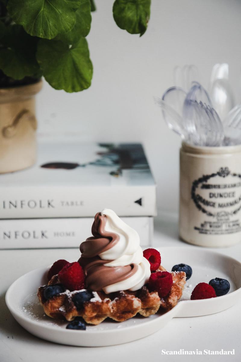 Hansens Is Organic Danish Ice Cream Copenhagen - IMG_6136