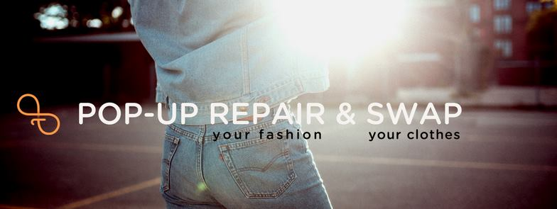 Pop up and repair shop