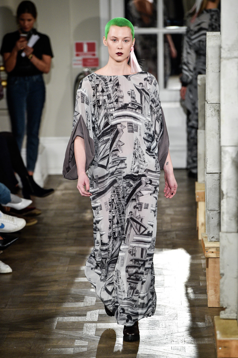 Tove Berggren | Trendy Trend Report: Scandinavian Fashion Weeks AW17 | Scandinavia Standard