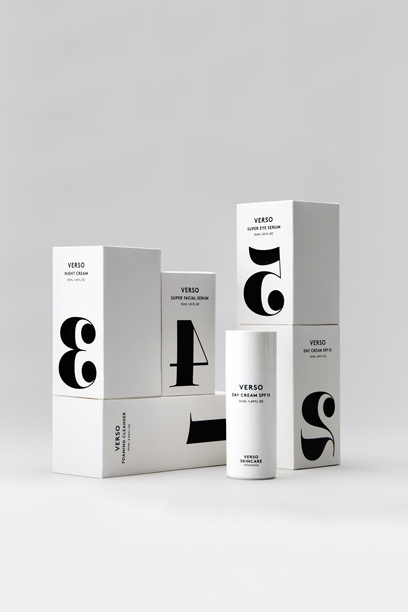 verso - Minalist numer packaging | Scandinavia Standard