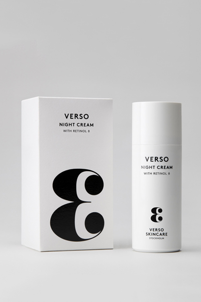verso | Monochrome Packaging | Scandinavia Standard