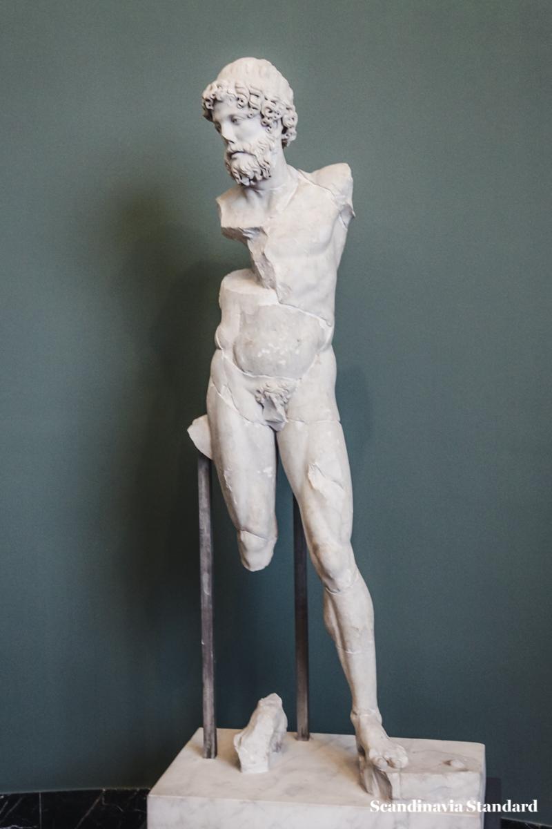 Statue Glyptotek | Scandinavia Standard