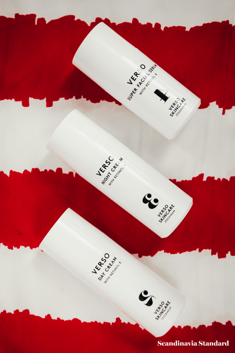 Verso Skincare Packaging | Scandinavia Standard