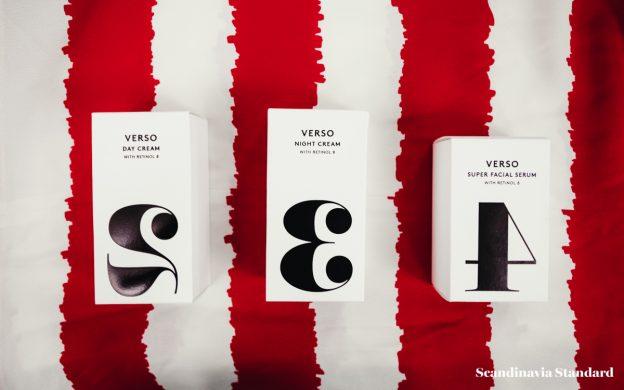 Verso Swedish Skincare | Scandinavia Standard