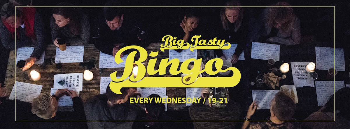 big tasty bingo