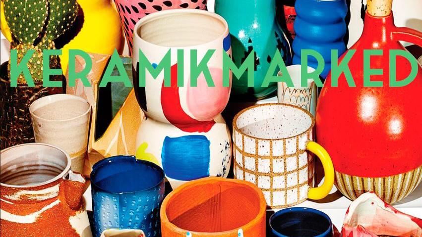 Keramik forårsmarked
