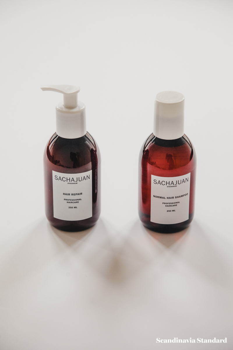 Minimalist packaging - Sachajuan 1