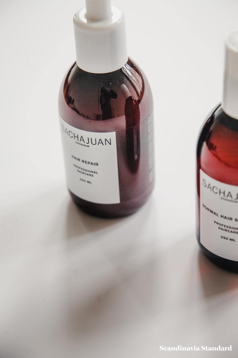 Minimalist packaging - Sachajuan 2
