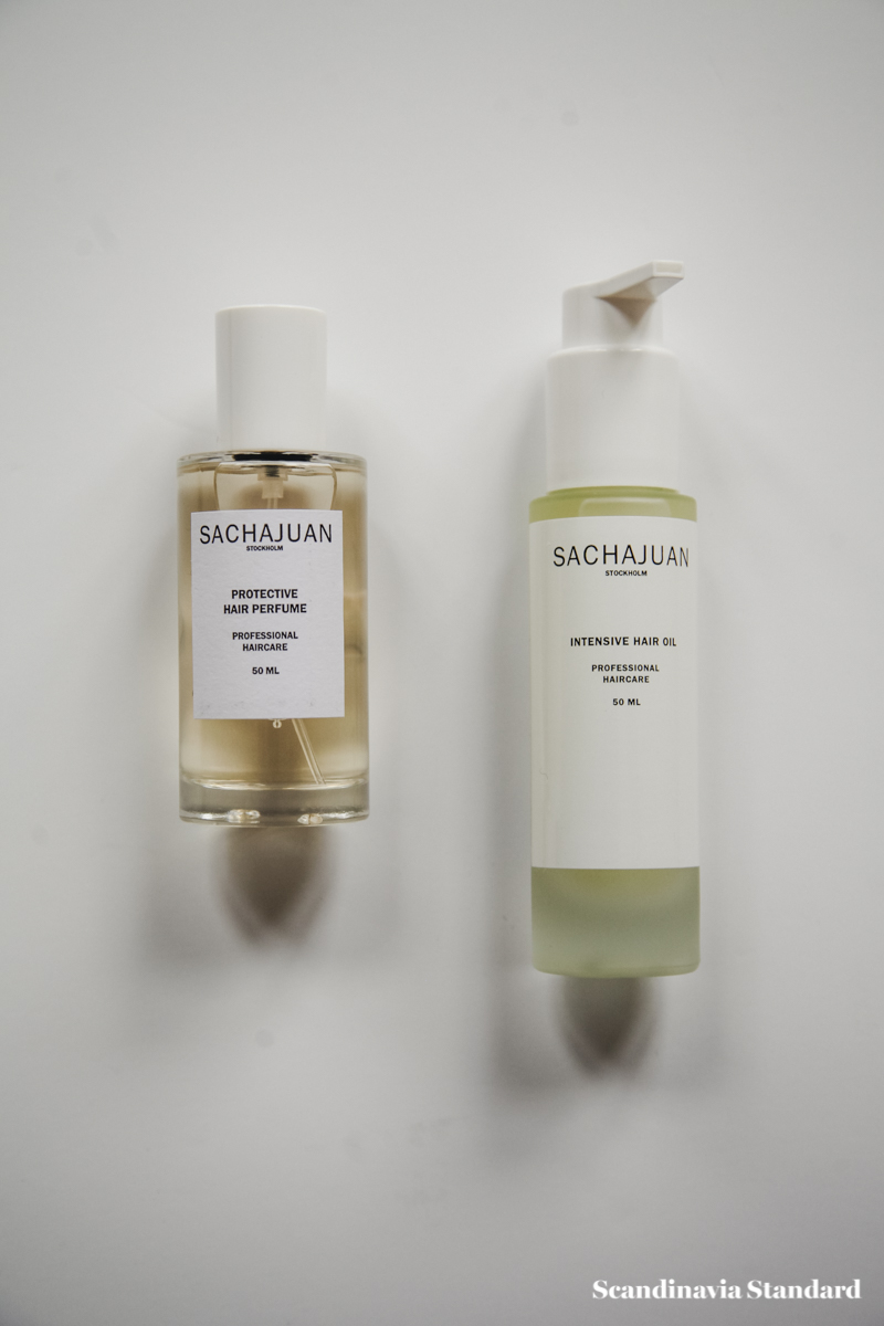 Minimalist packaging - Sachajuan 4