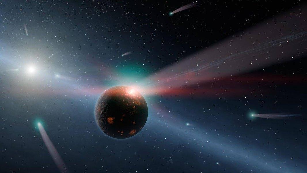 Sci:fi-aften Universets kræfter