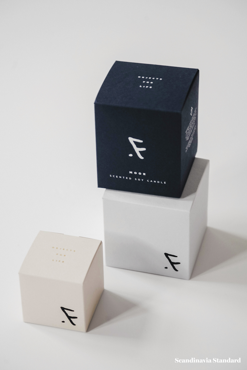 Minimalist Packaging We Love Feldspar Ceramics
