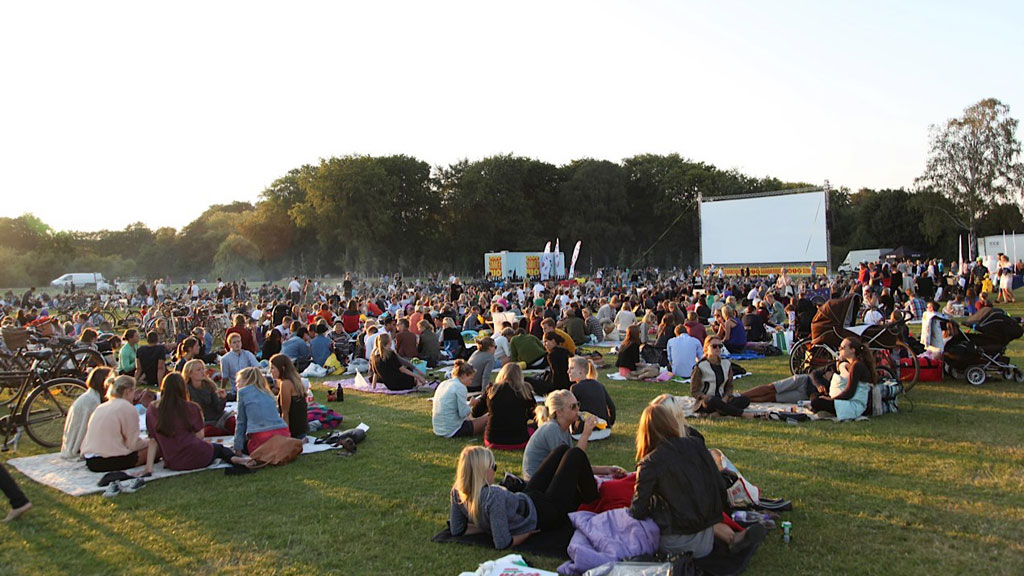 Zulu Open Air Cinema