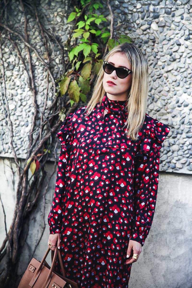 Oslo Fashion Week Ss18 Freya Mcomish Scandinavia Standard