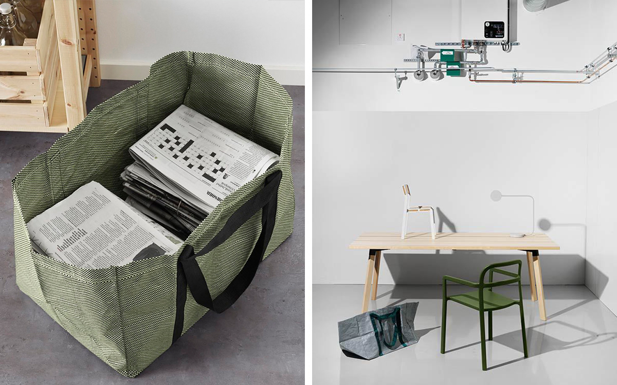 Pleasant The Design Pieces You Need From The Ikea X Hay Collaboration Machost Co Dining Chair Design Ideas Machostcouk