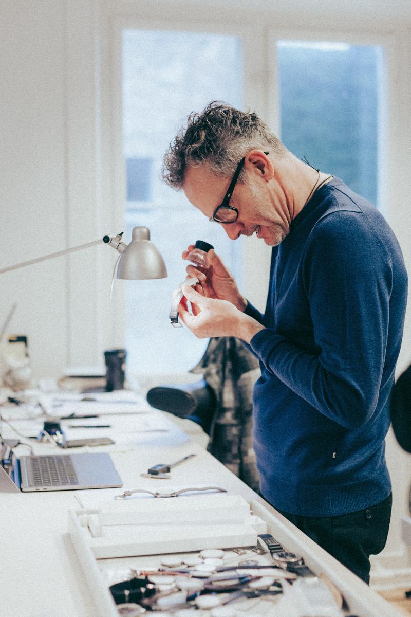 Wagner Design stop and start time with designer jakob wagner