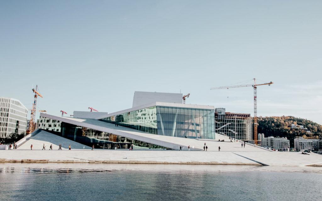 Scandinavian Architecture - cover