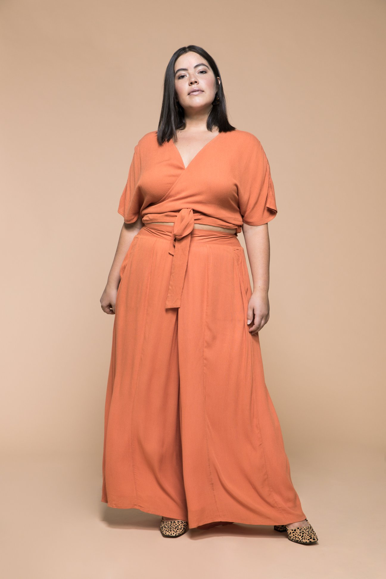 a1585643fa Their clothes run the spectrum from minimalist and sleek to colorful,  patterned, and fun. Their sizes run from US 12 – 32 (European 42 – 60).