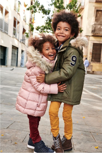 a91a533791 We couldn t talk about Scandinavian children s clothing without mentioning  the Swedish fast fashion giant H M. If you need inexpensive basics like  onesies