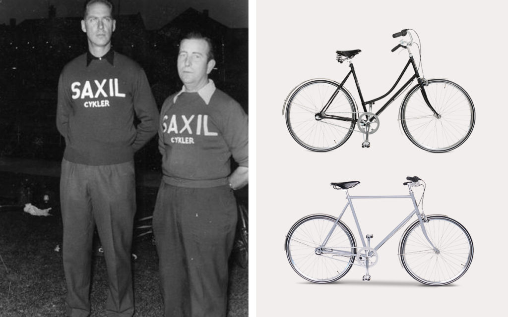 Saxil Cykler The Danish Bicycle Brand City Cyclists Need