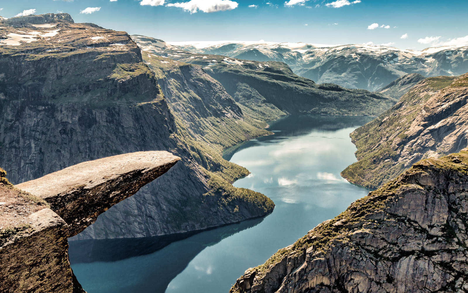 Guide To The Best Fjords Visit In Norway