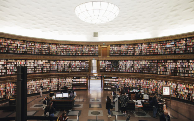 A Guide to the Most Iconic Libraries in Scandinavia