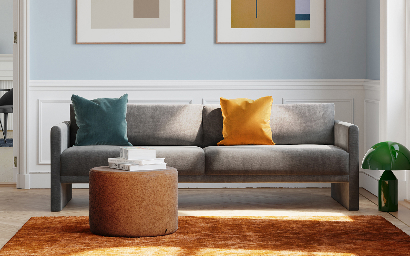 A Step-by-Step Guide For How To Design Your Own Sofa With SOFACOMPANY