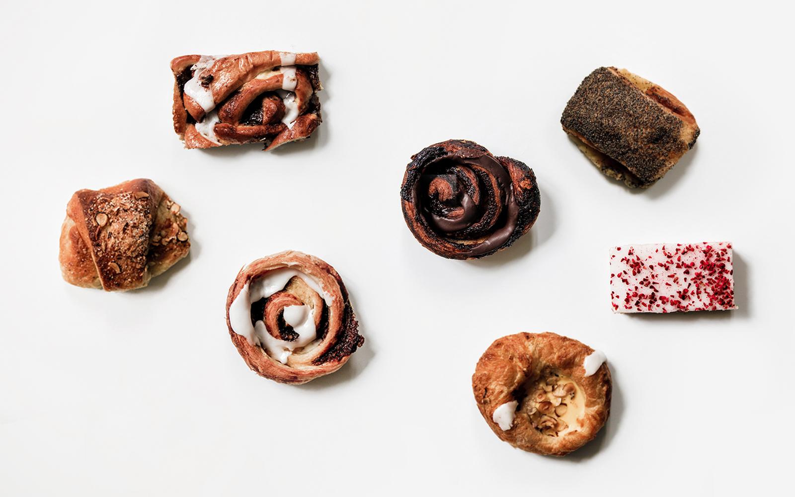 Foods in Copenhagen - cover