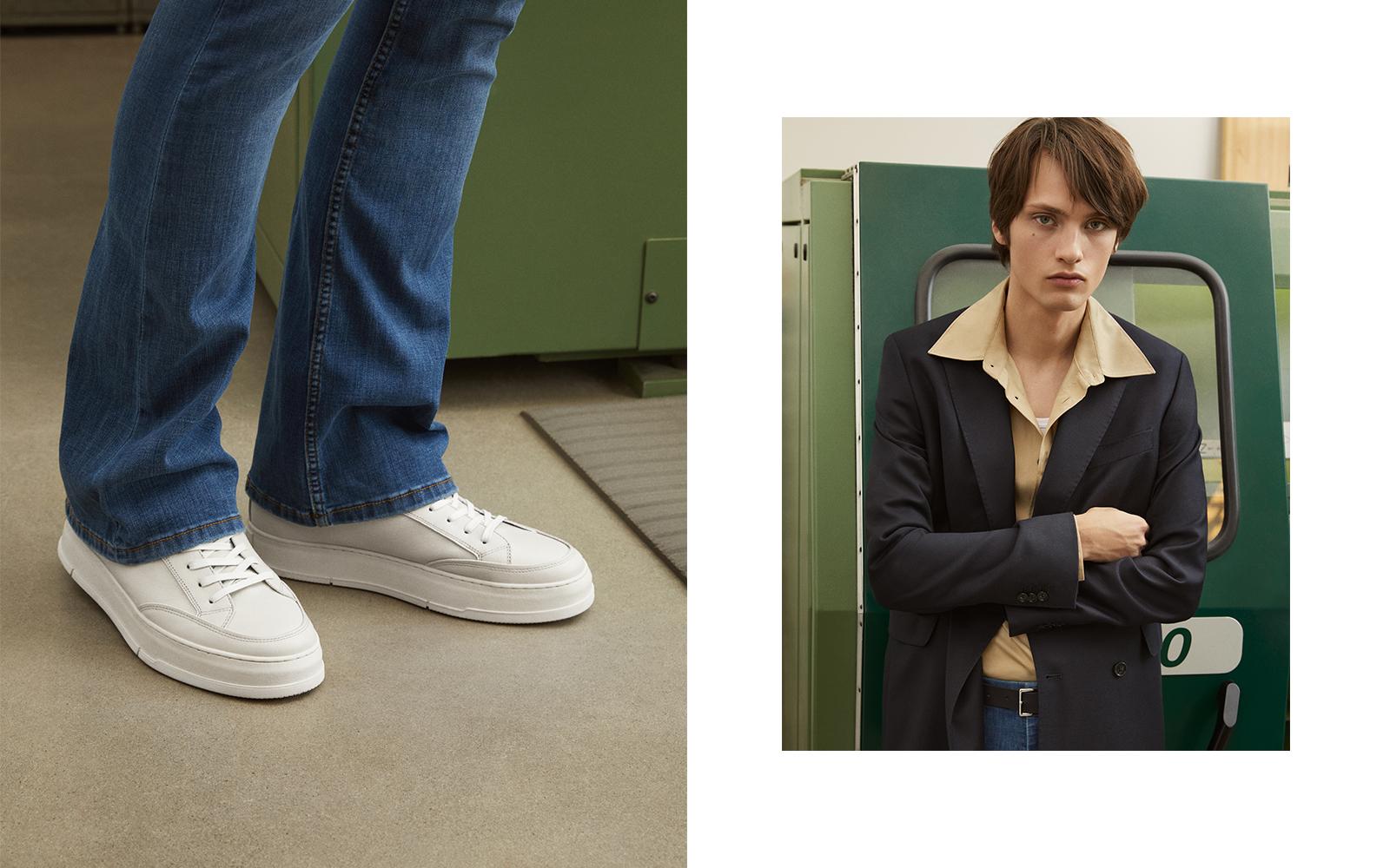 Sleek and Stylish: Swedish Men's Shoes