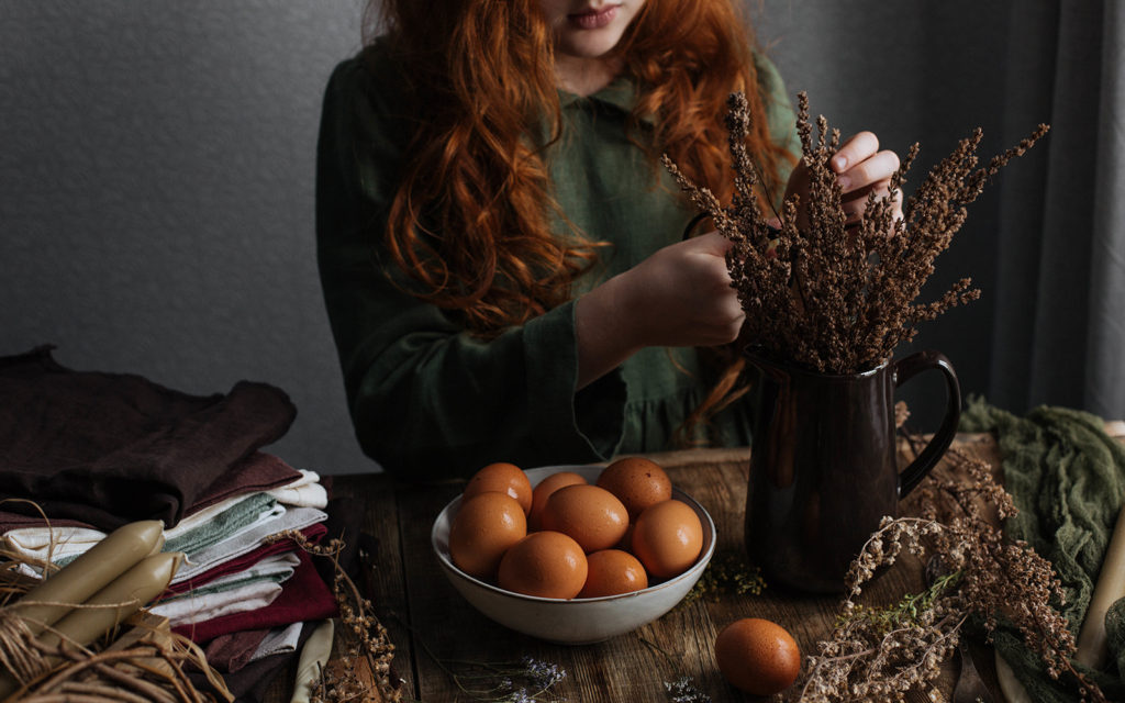 Swedish Easter: Witches, Birch Twigs & Påskmust