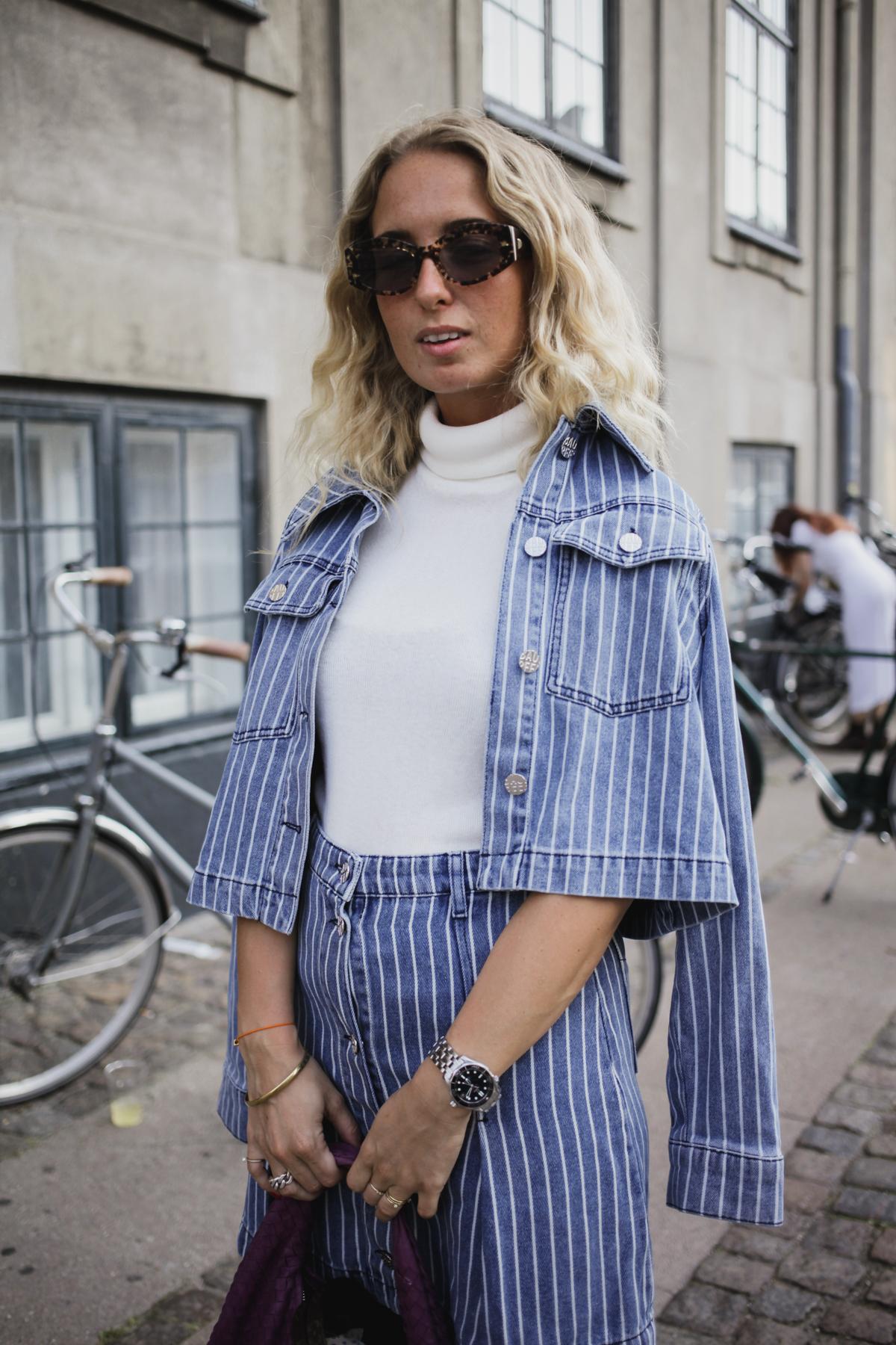 Best Street Style from Copenhagen Fashion Week SS20