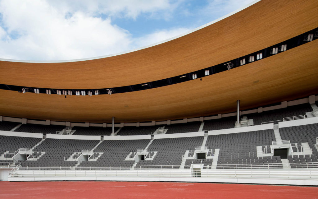 A Look at the Reinvented Helsinki Olympic Stadium with Kimmo Lintula