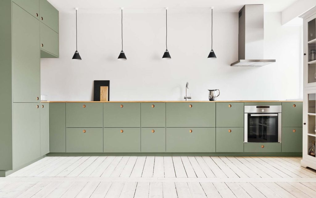 Danish Designed Kitchens from Reform Go Global