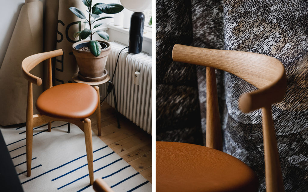 From the Wegner Archive: The Elbow Chair by Carl Hansen & Søn